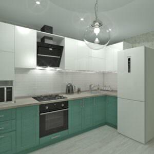 Кухня премиум-6