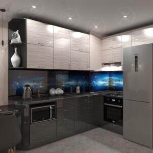 Кухня премиум-8