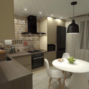 Кухня премиум-9