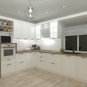 Кухня премиум-15