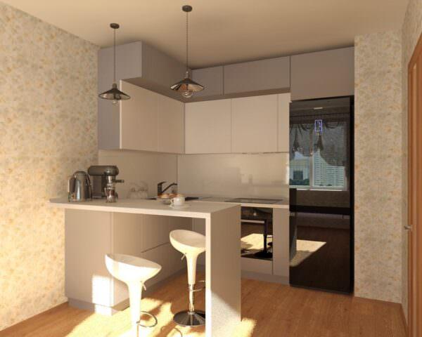 Кухня премиум-16