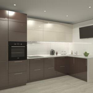 Кухня премиум-21