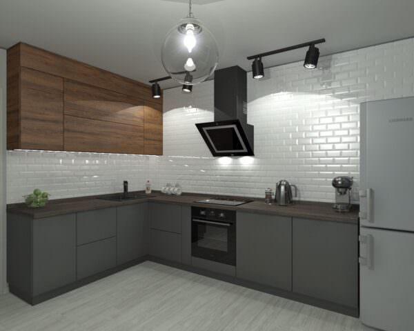 Кухня премиум-3
