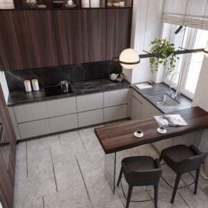 Кухня эксклюзив-88