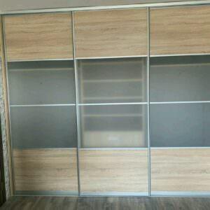 Встроенный шкаф-купе в комнату
